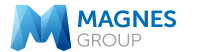 logo Magnes Group - reality